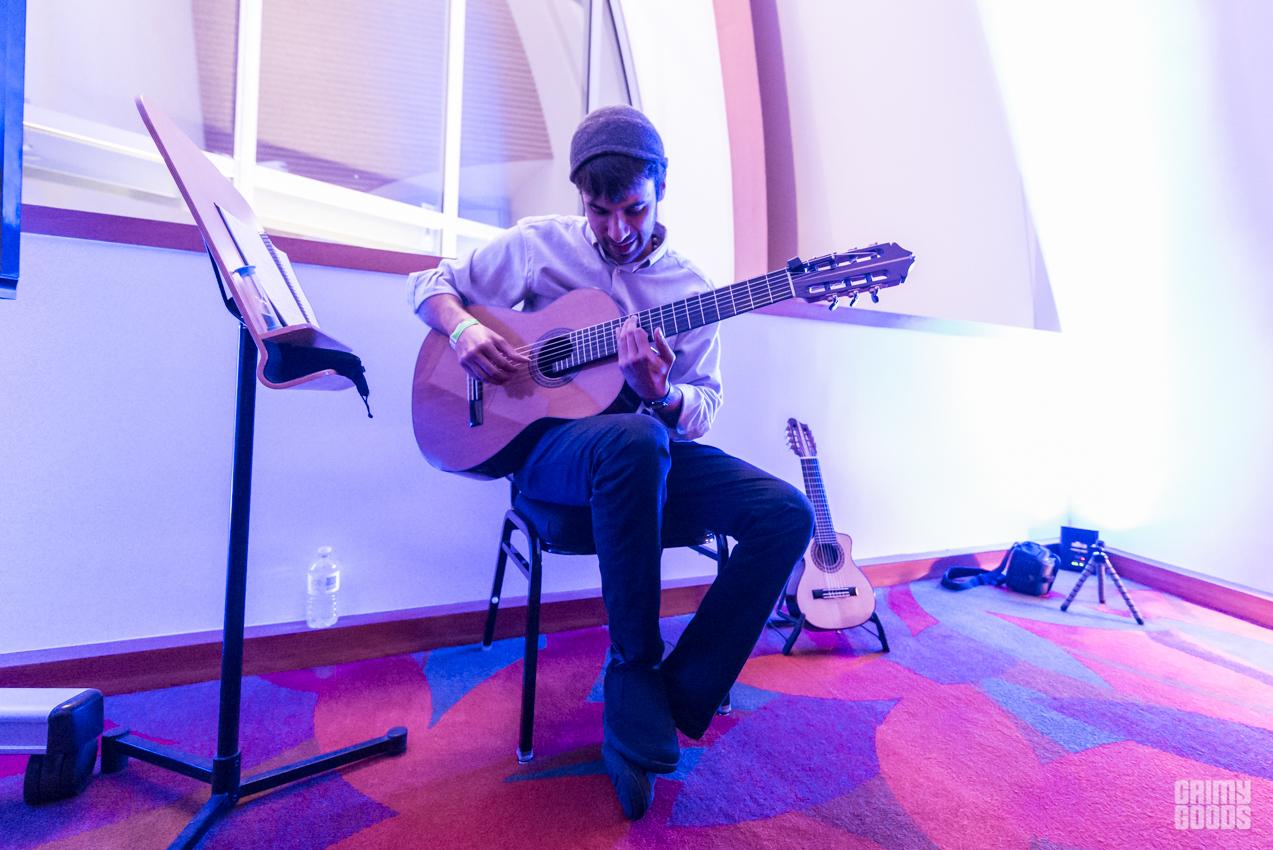 Sleepless at Walt Disney Concert Hall