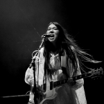 Sasami at the Wiltern shot by Danielle Gornbein