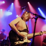 Anna Burch at The Echo by Steven Ward