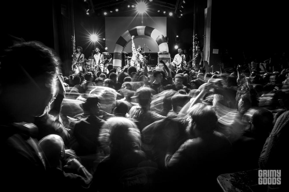 Crowd photos by Wes Marsala