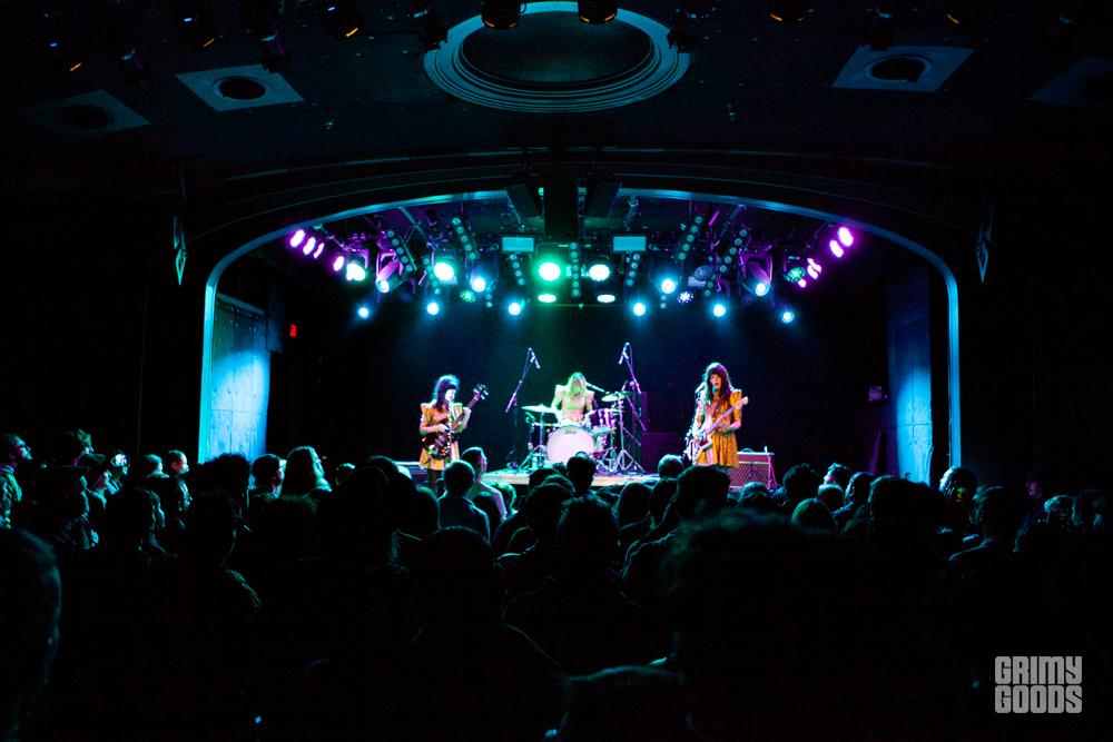 The Coathangers at Teragram  Ballroom -- Photo: John Furth