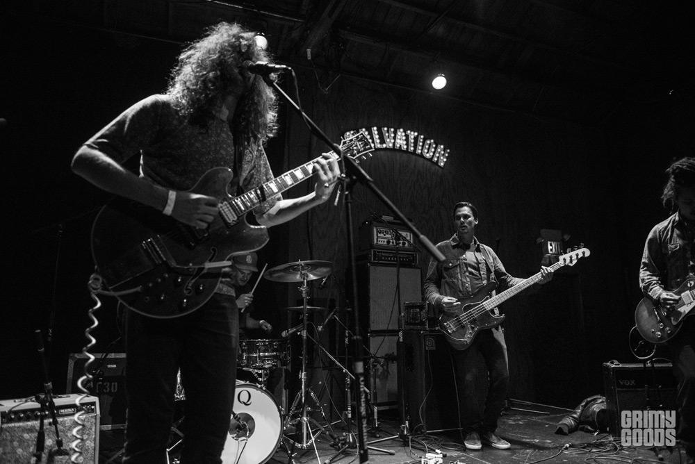 The Crash Kings at the Bootleg photo by Tamea Agle