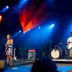 Throwing Muses at Daydream Festival photo by ZB IMAGES