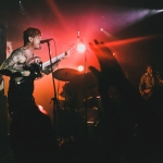 Thee Oh Sees with Jack Name and Zig Zags