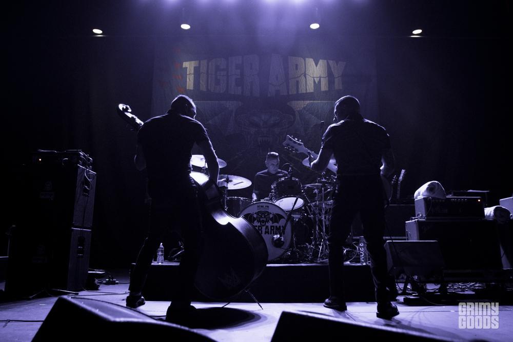 Tiger Army at Fonda Theatre