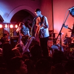 Tigers Jaw, Pity Sex, and Wild Moth at CFAER 5/26/14