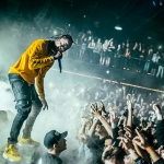 Travis Scott New Year's Eve at Observatory