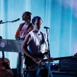 Vampire Weekend at the Hollywood Bowl by Steven Ward