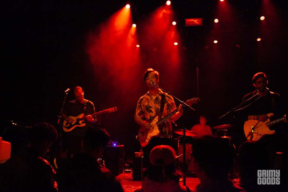 Tomemitsu at The Echo -- Photo: John Furth