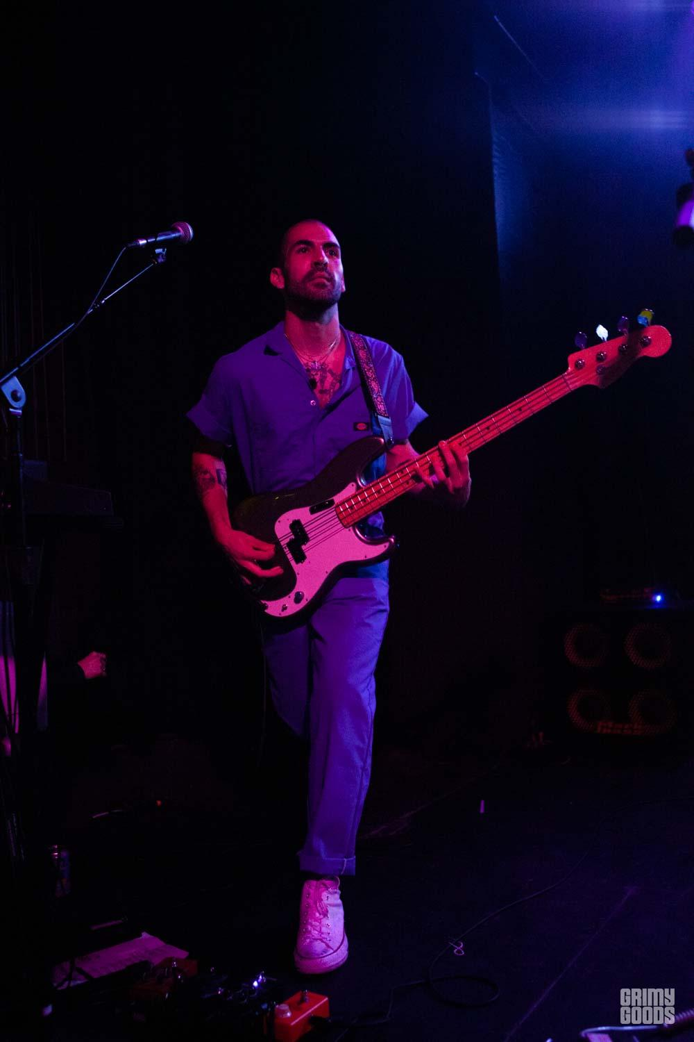 Worn-Tin at The Echo -- Photo: John Furth