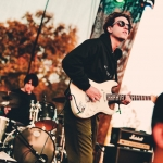Beach Fossils at WWWY Fest by Steven Ward