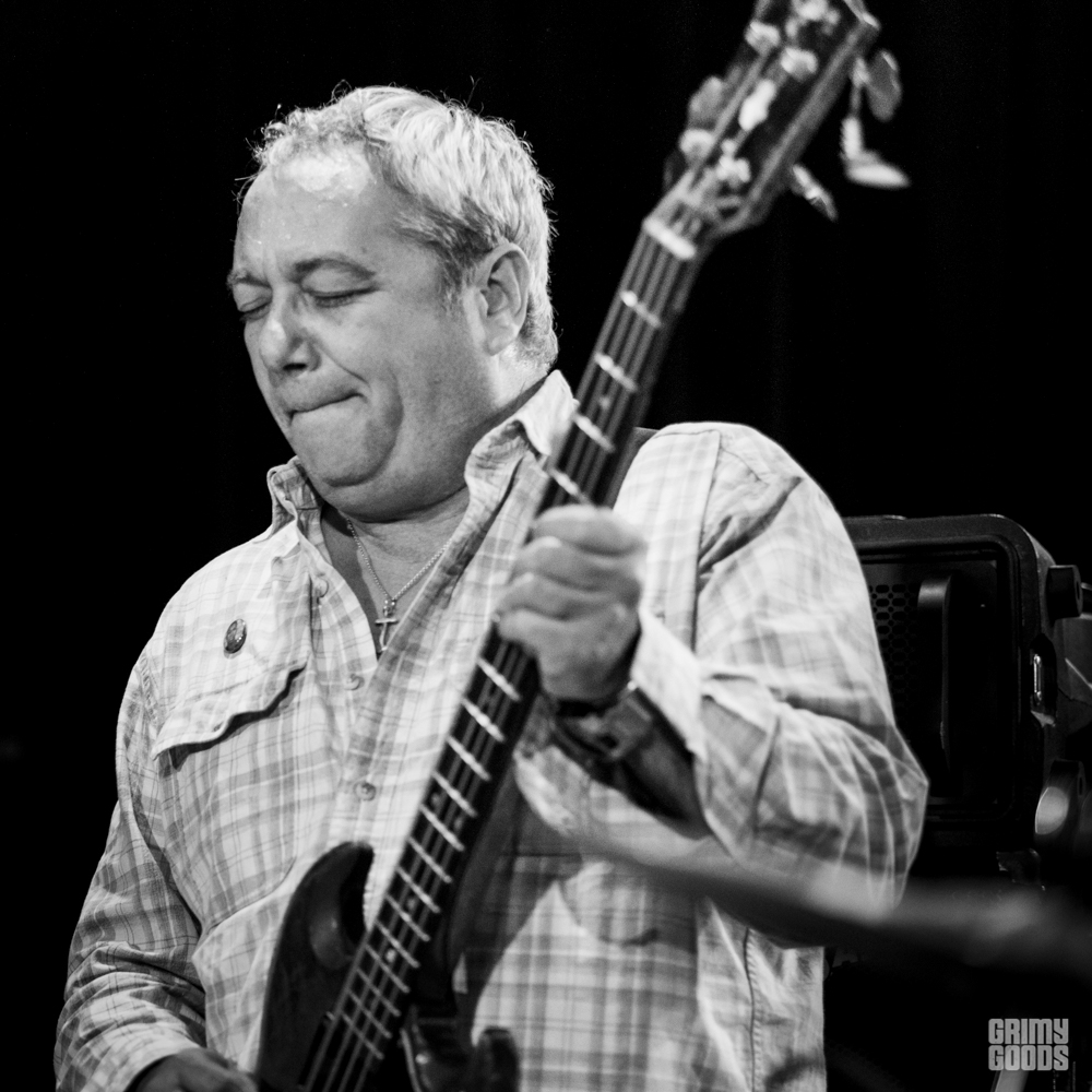 Mike Watt and the Secondmen, The Roxy, photo by Wes Marsala