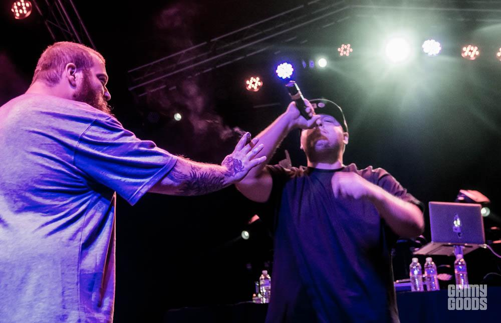 Action Bronson and Big Body Bes