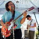 Alabama Shakes at 987 FM Hollywood Tower Penthouse- Photos- August 14, 2012