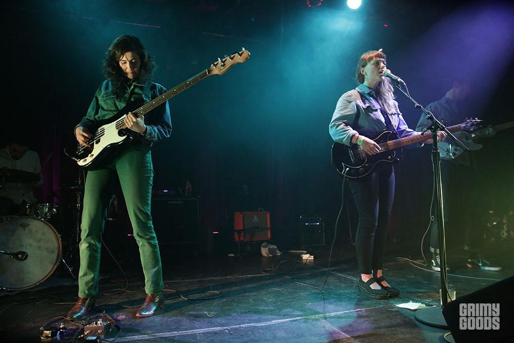 Angel Olsen with Cian Nugent at the Echoplex- 3/2/2014