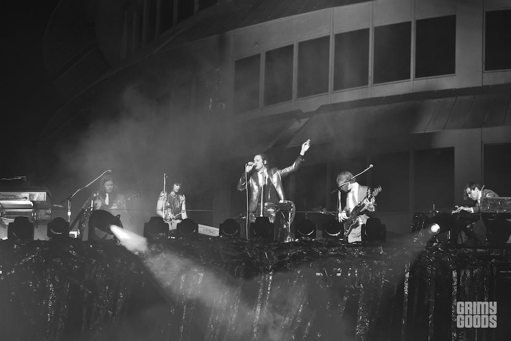 arcade fire capitol records photos