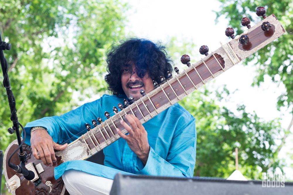 Gourisankar and Indrajit Banerjee Austin Psych Fest Levitation 2015