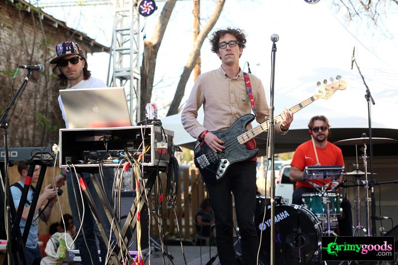 Bands at SXSW 3/13/2013
