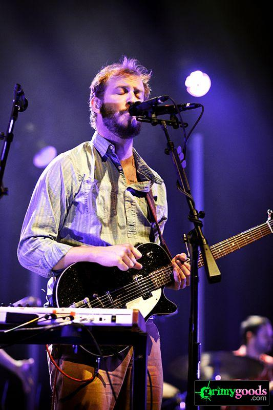 Bon Iver at the Gibson Amphitheatre Photos Review