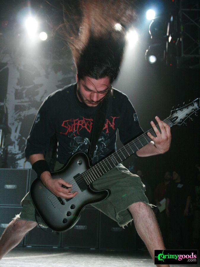 Suicide Silence Photos at California Metal Fest V
