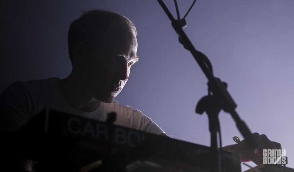 Caribou at the Fonda Theater, photos by Wes Marsala