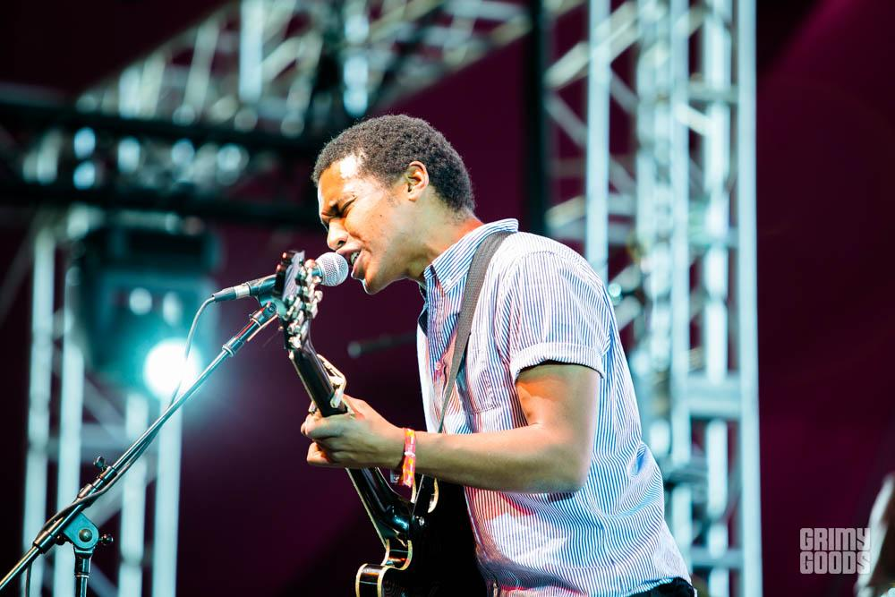 Benjamin Booker Coachella 2015 photos
