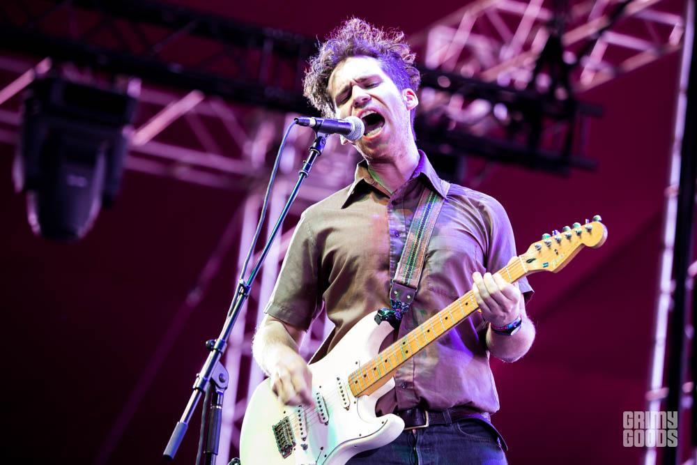 Parquet Courts Coachella 2015 photos