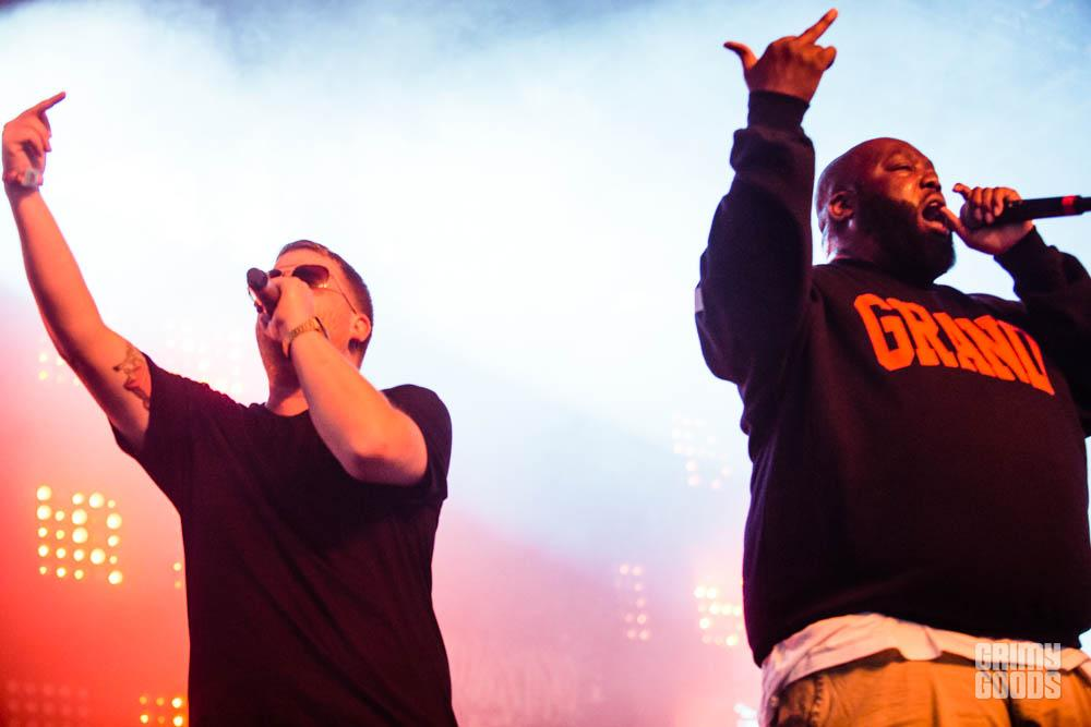 Run The Jewels Coachella 2015 photos