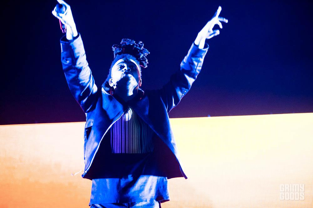 The Weeknd coachella 2015 photos