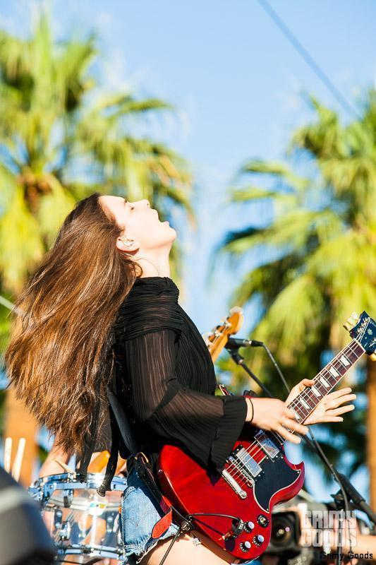 HAIM coachella photos