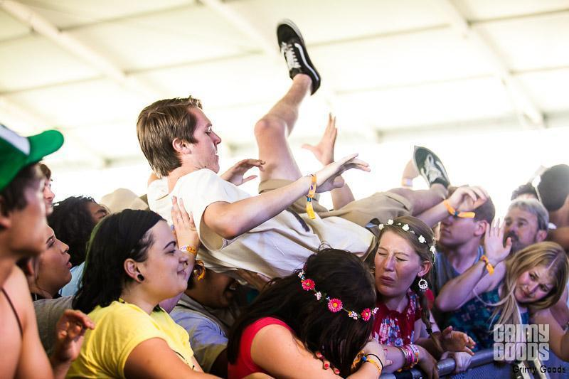 Title Fight coachella photos