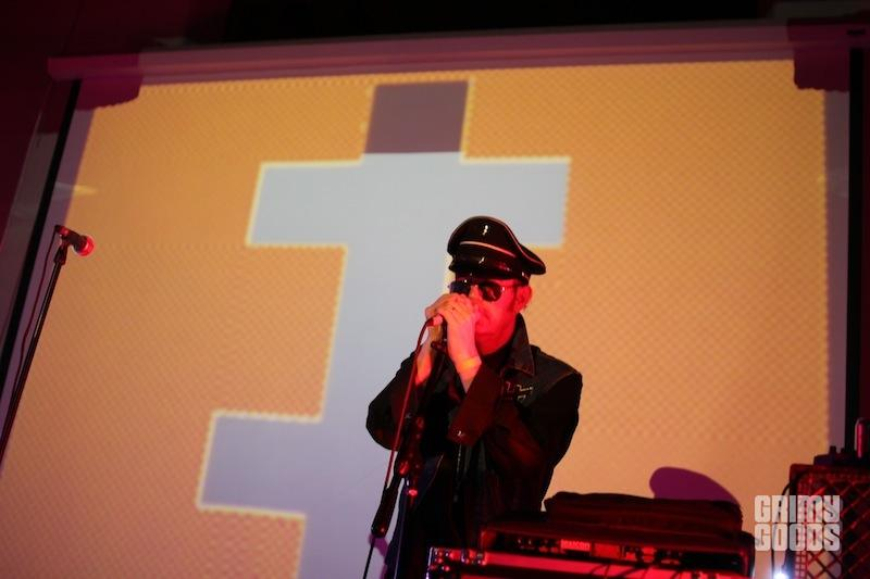 Boyd Rice at Center for The Arts, Eagle Rock