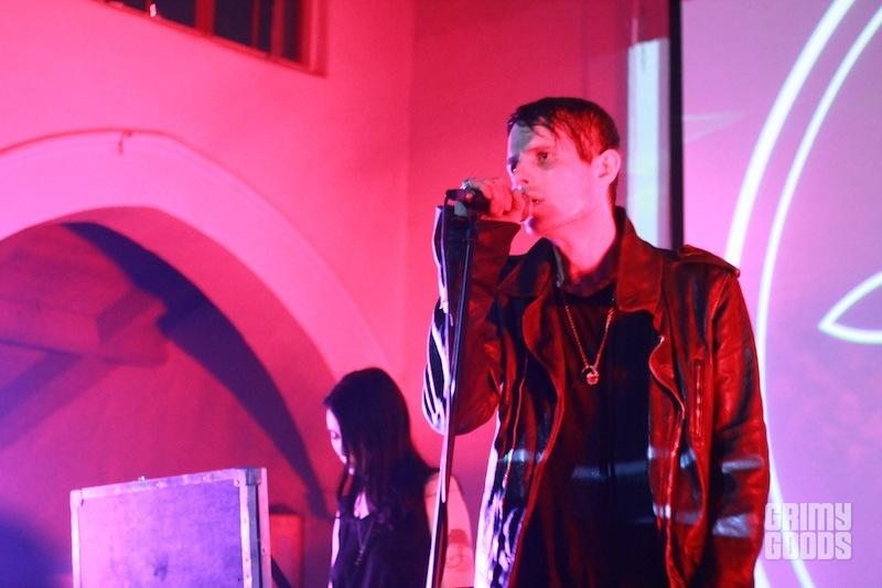 Cold Cave at Center for The Arts, Eagle Rock
