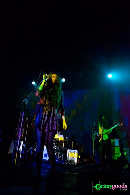 Cults with Spectrals at the Fonda Theater - Photos- Mar. 22, 2012