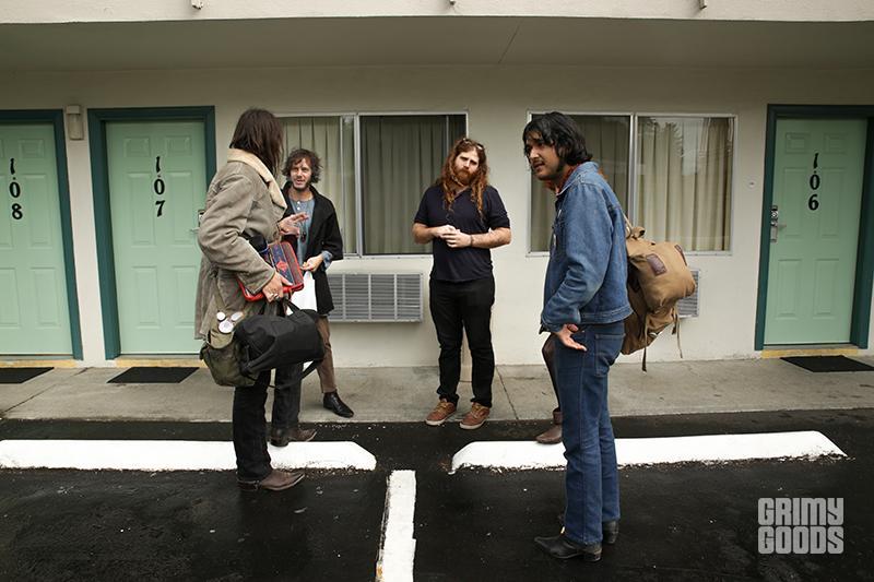 Deap Vally Moon Block Tour Motel 6 photo by Dominoe Farris-Gilbert