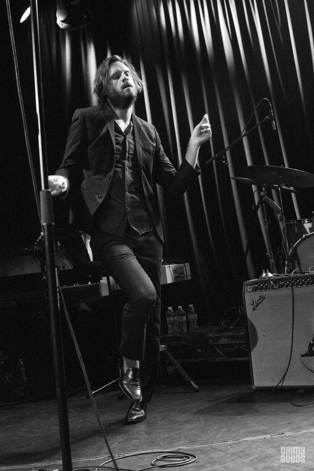 Father John Misty photo by Dominoe Farris