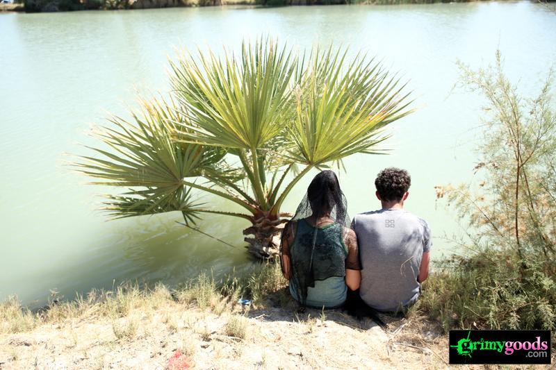 hiking lake photos