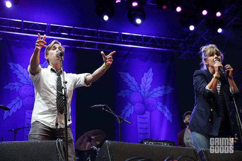 The Gregory Brothers at Festival Supreme photo by Dominoe Farris-Gilbert