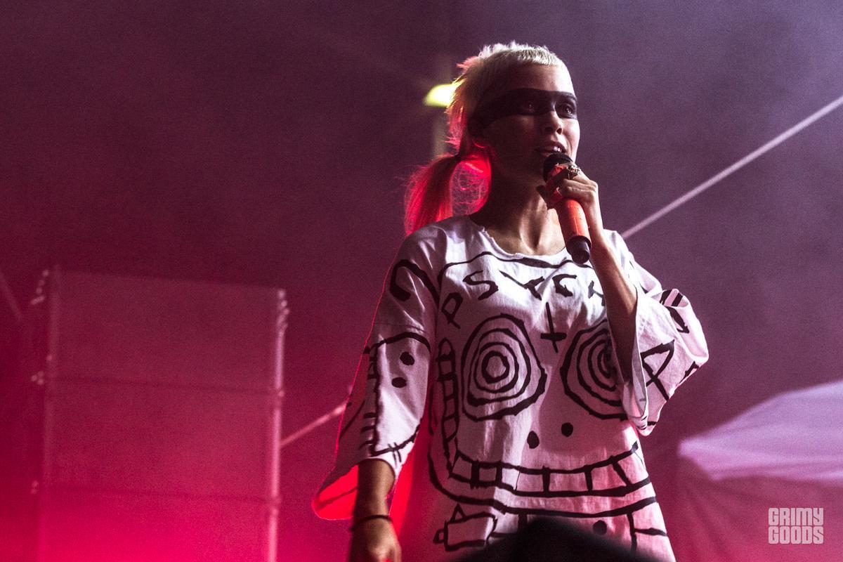 Die Antwoord festival supreme
