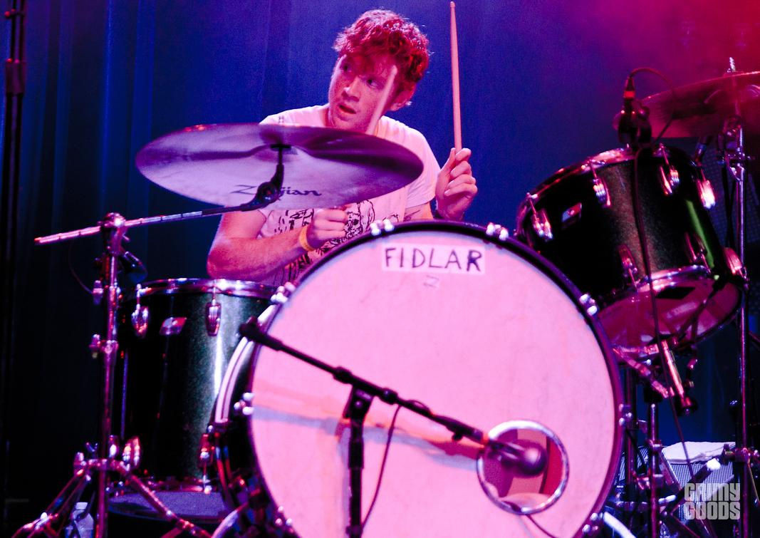 photos of FIDLAR band