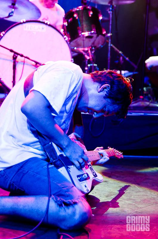 Fidlar with The Orwells, Meat Market and the Garden at the Observatory