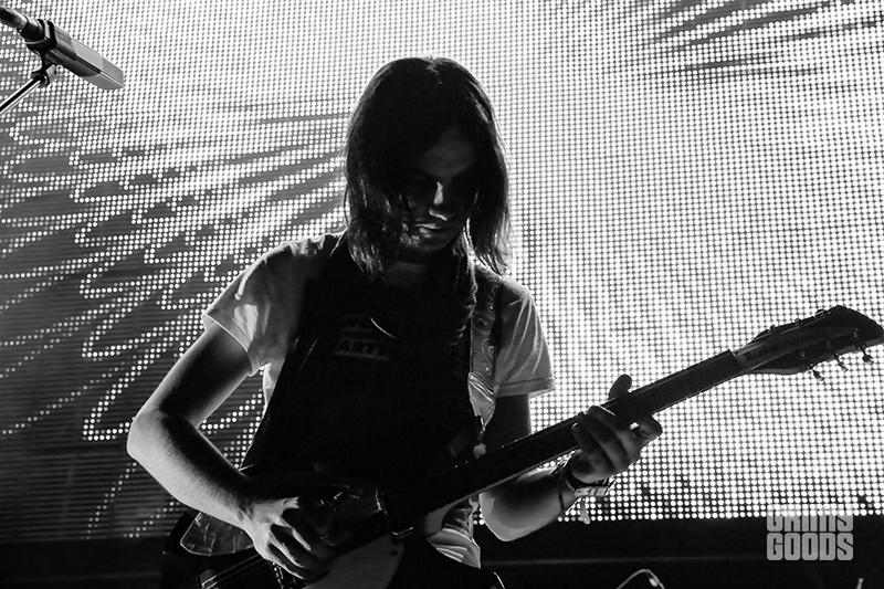 Tame Impala at Greek photo by Dominoe Farris-Gilbert
