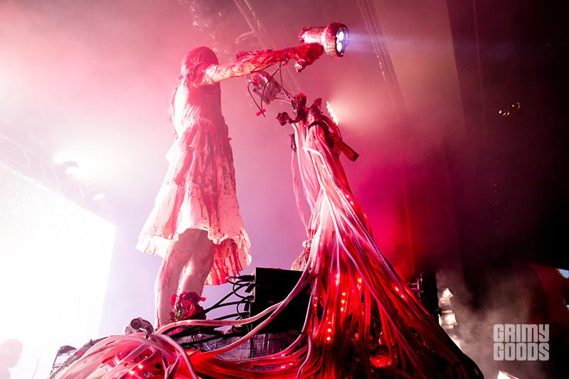 Flaming Lips at Greek photo by Dominoe Farris-Gilbert