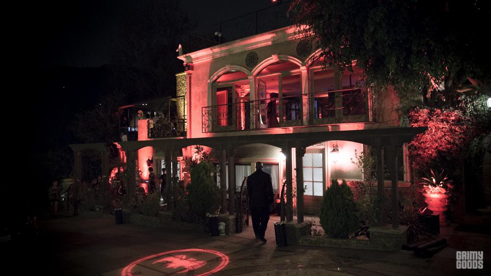Future Houdini mansion hollywood bacardi