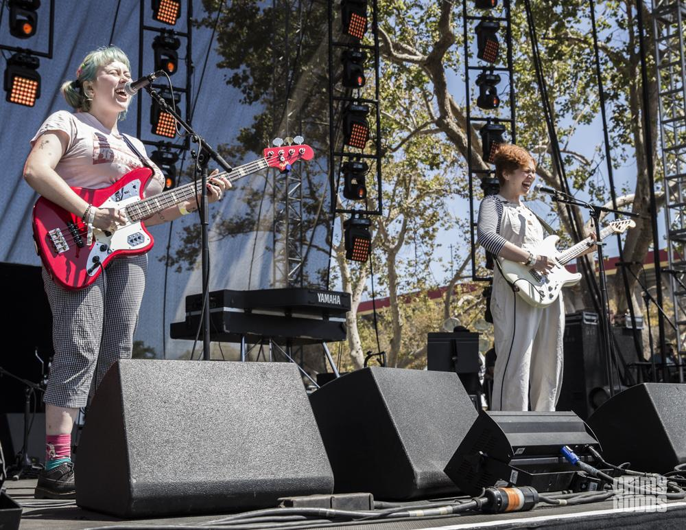 girlpool fyf fest 2015 photos