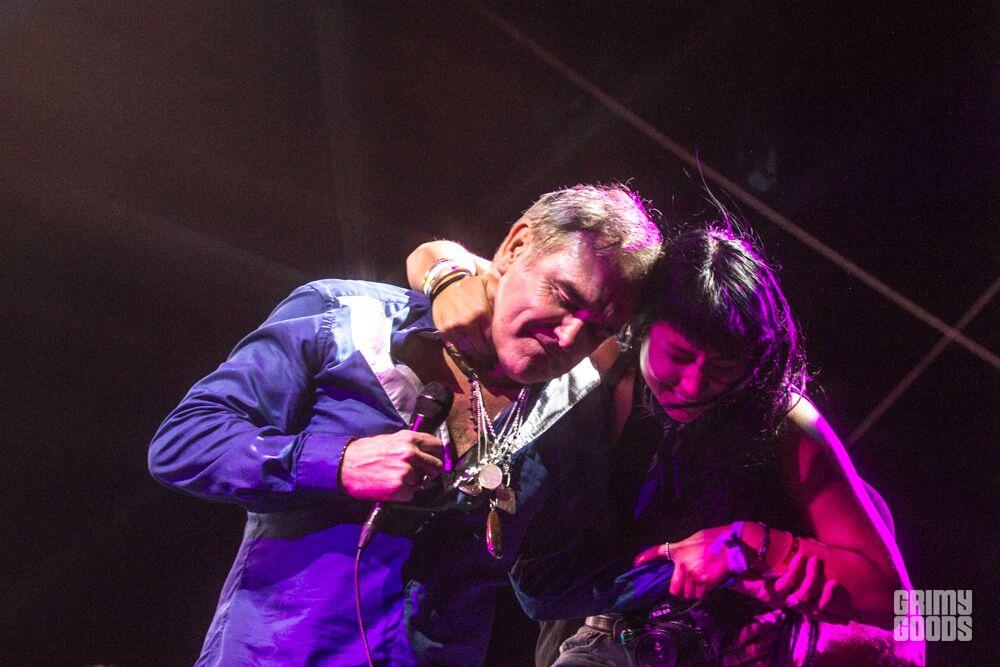 Morrissey fyf fest 2015 photos