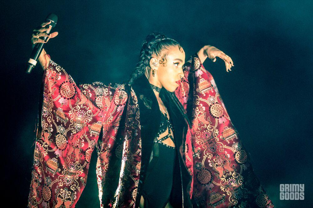 fka twigs fyf fest 2015 photos