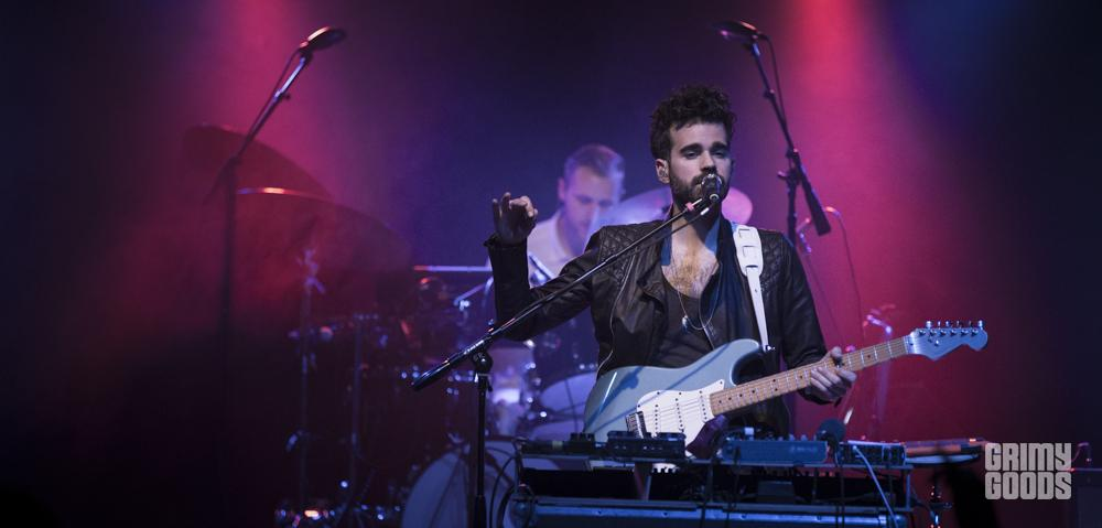 Geographer at the El Rey, photos by Wes Marsaala