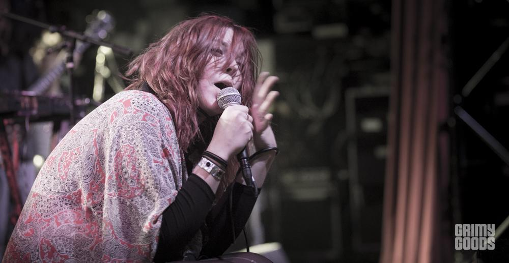 Bridgette Moody of Smoke Season at The El Rey, photos by Wes Marsala