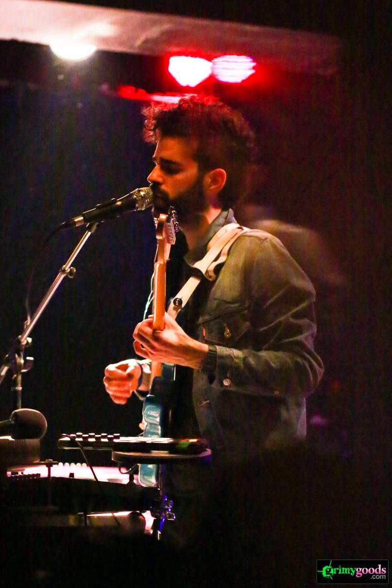 Geographer at The Echo